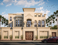 Private Classic Villa ( Saudi Arabia )