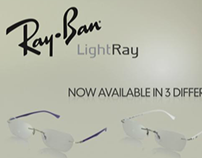 Ray Ban LightRay collection