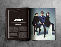 Magazine_interview 'MFBTY'