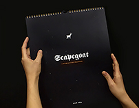 2016 scapegoat calendar