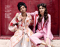 Vogue Arabia February 2018