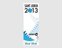 Sant Jordi 2013 a Esports UB