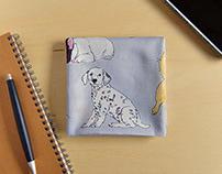 Handkerchief animals