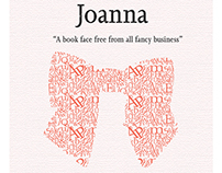 Joanna Typography Poster