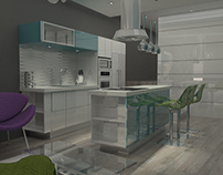 08/2015 Diseño Interior Cocina/Kitchens Interior Design