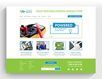 Vanguard Power Rentals