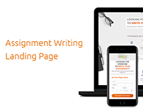 Assignment Writing | Landing Page