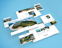 Wix demo pages - Travelling, Hotel Booking, etc.
