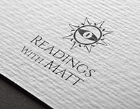 Logo Readings with Matt London-UK
