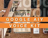 Google AIY Voice Kit™ Teaser