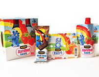 Jumbo Kids Zuivel packaging