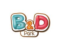 B&D Park - social media designs
