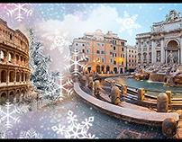 Romaya Kış Gelmiş :)