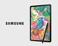 Galaxy Tab S7 Key Visual