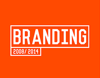 Branding 2008-2014