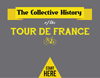 Tour de France Infographic 2013