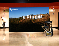 O-Cinema Branding