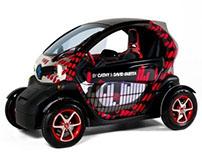 "Renault Twizy ""David Guetta"""