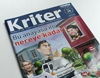 Radikal Newspaper / Kriter Magazine (2009 - 2011)