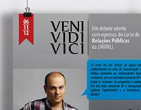Veni Vidi Vici - Banners