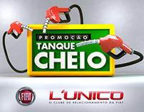 Tanque Cheio - Fiat Lunico