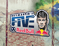 Red Bull Neymar Jr's Five World Final 2016