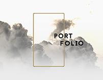 Portfolio Printed // Personal Identity //