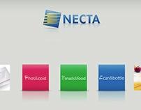 Necta - App | 2008