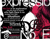 Expressions Magazine Marketing Material