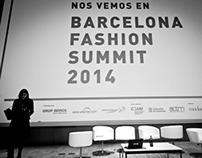 Talking diseña la identidad de Barcelona Fashion Summit