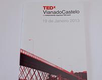 Catálogo TedxVianadoCastelo