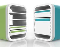 BOX - Modular Storage System