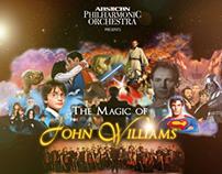 The Magic of John Williams [Concert Poster]