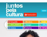 Santander - Juntos pela Cultura