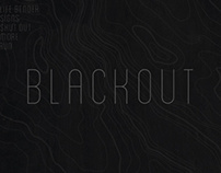 "Discovery Church - ""Blackout"" Series Graphics"