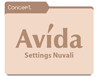 Avida Settings Nuvali - Concept Boards