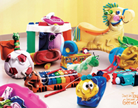 Lifebuoy Toys Print
