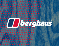 Rosie Lee develop Berghaus retail guidelines