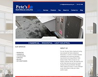 Pete's Heating and Cooling