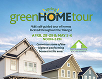 2018 Green Home Tour Guidebook Cover