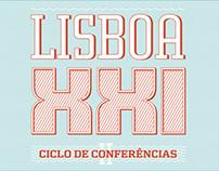 LISBOA XXI | 2.º Ciclo de Conferências