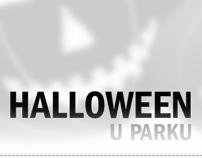 Halloween u parku
