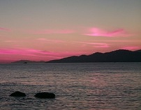 Sunsets everyday Magic