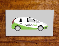 Car design: Smartbox Car. 2012.