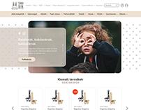 Tikka Játék (shoprenter) design