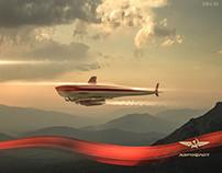 Aeroflot aiship