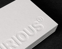 Curious Business Cards