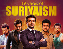 19 years of SURIYAISM