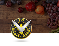 Logo Design - E5 Culinary Services