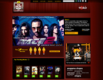 Star World - The Front Row (Website)